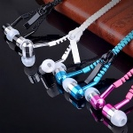 Zipper earphone 03